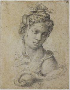 Michelangelo's Drawings Head To Muscarelle Museum of Art In Virginia