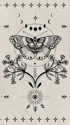 Dope Tattoos, Body Art Tattoos, New Tattoos, Small Tattoos, Tatoos, Art Drawings Sketches, Tattoo Drawings, Tattoo Sketches, Tatoo Symbol