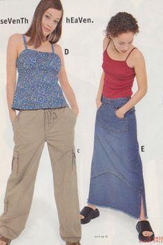 Oh Delia's. I used to love looking thru this magazine. Delia's catalog, 1990s.