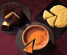ルタオベスト3 : チーズケーキの通販、お取り寄せならLeTAO   小樽洋菓子舗ルタオ