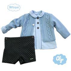 Foque moda infantil. Moda bebés. Otoño-invierno 2014-2015.