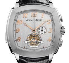 Audemars Piguet Tourbillon Répétition Minutes Chronographe Tradition 47 mm