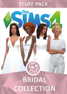 """[[MORE]]So after a month of work I can proudly present you a little wedding """"pack"""" I made. I worked hard and some of the items may already exist in that way but I didn't check any creators just. The Sims 4 Pc, Sims Four, Packs The Sims 4, Die Sims 4 Packs, Sims 4 Mm Cc, Sims 4 Game Packs, Maxis, Los Sims 4 Mods, Sims 4 Game Mods"""
