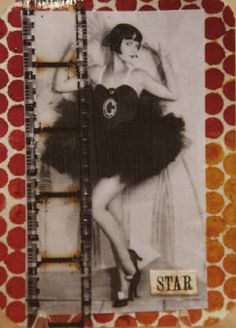 ATC Artist Trading Card atc Artist Trading Card see more at www.GallerieLulu.com
