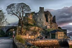 10 Best Castles to see in Ireland Carlingford Castle, County Louth by Richard Browne