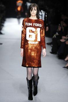 London Fashion Week Fall 2014 - Tom Ford Fall 2014