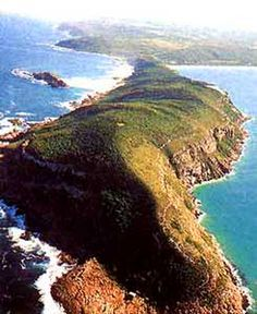 Robberg Peninsula, Plettenberg Bay...Garden Route in South Africa