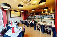 Beat the heat with the hottest dishes at Shimla Pinks, one of Leicester's liveliest Indian restaurants - oozing with class, from the décor to the superb cuisine to the fashionable clientele. Shimla, Beat The Heat, Leicester, Dining Area, Restaurant, Pink, Diner Restaurant, Restaurants, Pink Hair