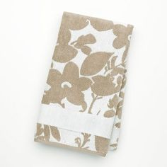 SONOMA life + style® Ultimate Performance Floral Bath Towels