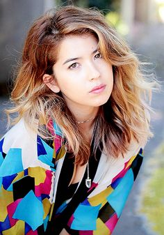 emily, until dawn, and nichole bloom image Nichole Bloom, Until Dawn, Celebrity Crush, Asian Woman, Actors & Actresses, My Girl, Beautiful People, Honey Bunny, Long Hair Styles