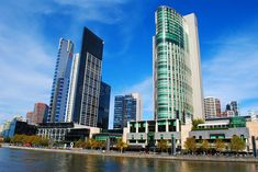 Melbourne City. Southbank area and Crown Casino in Melbourne, Australia , #SPONSORED, #Southbank, #City, #Melbourne, #area, #Australia #ad