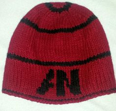 Another Awolnation knitted beanie to my collection.