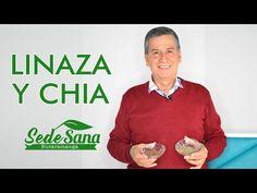 SS31 | LINAZA Y CHIA | PREPARACIÓN Y USOS EN FORMA CORRECTA | LUIS ANTONIO MELÓN GÓMEZ - YouTube Living A Healthy Life, Gut Health, Home Remedies, Weight Loss, Anton, Beverage, Mens Tops, Cook, Youtube