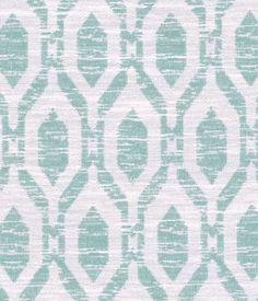 Isola Azure Fabric Swatch - Marks & Spencer