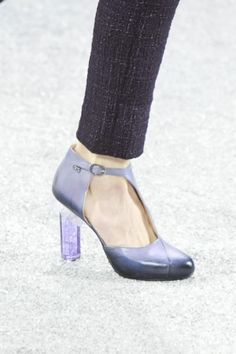 Perfect Salomés by #Chanel #PFW