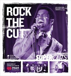 Cool music + cool haircuts = cool Supercuts ad. Well done!