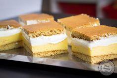 Medový krémeš | bonvivani.sk  v recepte použitá smotana na šľahanie