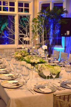 mesa formal by Desiree Dumit A bodas de plata