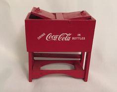 vintage dollhouse miniature coca cola cooler 1:12  EUC    eBay