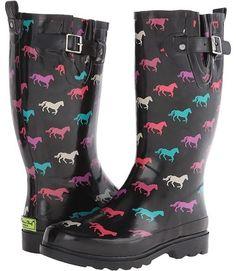 Western Chief Down Hill Trot Women's Rain Boots