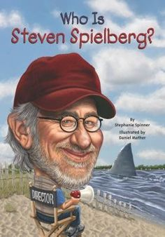 Who is Steven Spielberg? • English Wooks