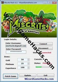 Miscrits Hack Tool