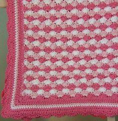Free Crochet Blankets   BABY BLANKET CROCHET QUICK - Crochet — Learn How to Crochet
