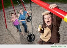 عکسهای خانوادگی جالب و خنده دار