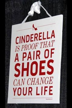 "i always thought of myself as more of an ""Aurora"" or ""Belle,"" but now i think i might be a ""Cinderella"""