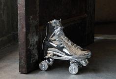 Roller skate door stop