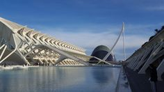 Città delle Arti e delle Scienze, Valencia