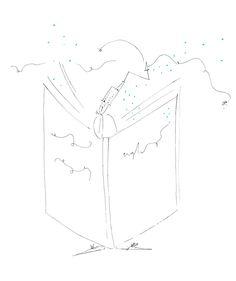 Ilustración de Helena Gamos para el artículo de Brock: Inglés Con-(s)ciencia