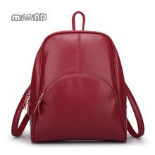 RU BR Korean Casual Backpack Women Genuine Cow Leather Bag High Quality  Women Backpack Mochila Feminina School Bag For Teenagers 11e188a265a08