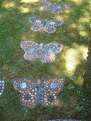 garden crafts - Google Search