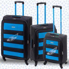 COLECCIÓN OVIEDO Una nueva combinación de colores para esta línea de equipaje super liviana. www.primicia.com.ar