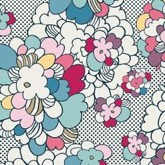 Pat Bravo - Dare Knit - Pop Art Knit in Springblossom