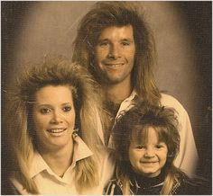 Great hair makes everyone happy