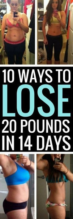 10 weight loss strategies that truly work.