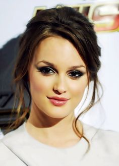 leighton meester make-up