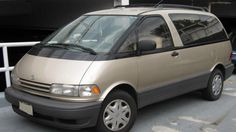 Ten Cars the Worst Drivers Own - 10. Minivans