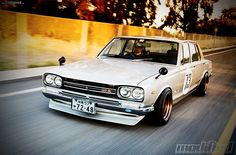Skyline GT-R #datsun #nissan