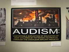 Audism: Know it; fight it!