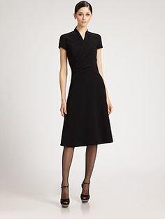 Ralph Lauren Collection - Wool Harper Dress