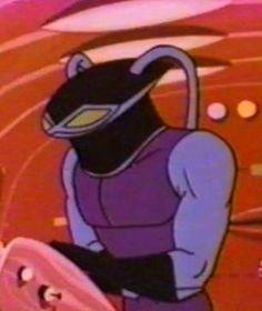 Black Manta Filmation