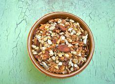 No refined sugar in sight! Almond Coconut Granola