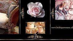 Barok Renaissance Marie-Antoinette d'Autriche   Le Chique Wonen