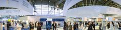 """360 degrees panorama view of the exhibition area of the german ministery for economy and technology in Hall 2 during Hannover Fairs 2013Copyright@photo-panorama-stamm.com""""Der Stamm kann 360 Grad / Stamm does 360 degrees"""""""