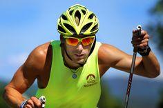 U.S. olympian Andy Newell.