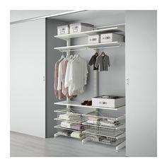 組み合わせ自由自在!IKEAの壁面収納棚ALGOT(アルゴート) | 北欧家具ブログ