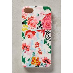 Fleuretta iPhone 5 Case ($28) ❤ liked on Polyvore featuring accessories and tech accessories